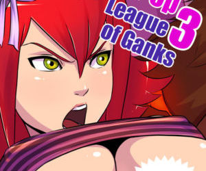 League Of Gank3