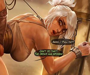 Reward 43- The fall of Riven -..