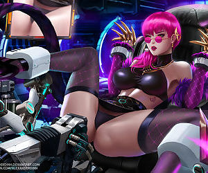 You ready for this? KDA Series -..