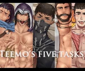 TEEMOS FIVE TASKS ! (League of..