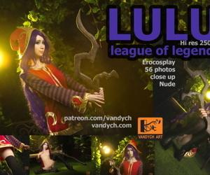 Lulu by Alina Latypova
