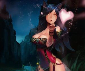 The best of Ahri SUMMER 2016..