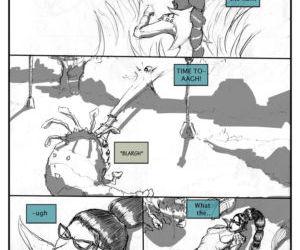 [Aka6] LoL Comic (League of..