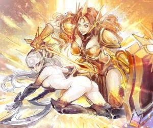 League of Legends - Lesbians -..