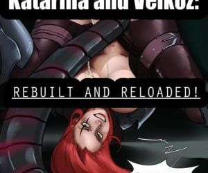 Zaunderground : Katarina and..