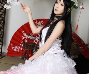 Korea Cosplayer Lami - part 4