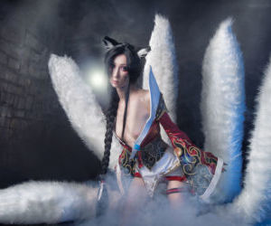 Ahri erocosplay for vipergirls.to..