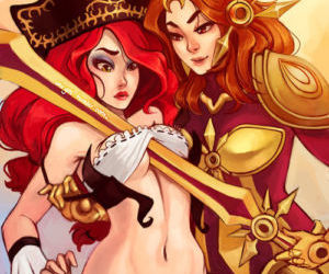 League of Legends Babes - part 36