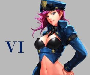 League of Legends: The sexy..
