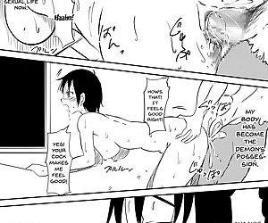 Akuma ni Tamashii o Utta haha ga Inma Bitch e to Henbo Shite iku Hanashi - A Story Where My Mom Turns Into a Bitch -..