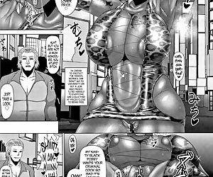 Joushiki Daha! Kuro Gal Bitch-ka Seikatsu Ch. 1- 7-8 - part 4