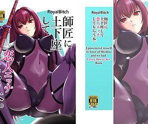 Shishou ni Dogeza shite Koibito Ecchi Shite Morau Hon.