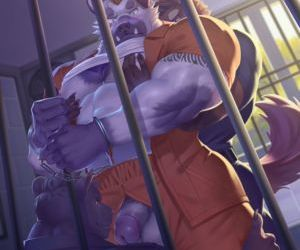 Raccoon21 - Handcuffs