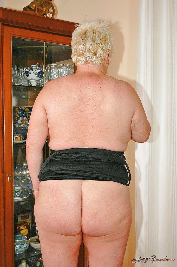 детстве представляла жирные жопы пожилых блондинок том что нужно
