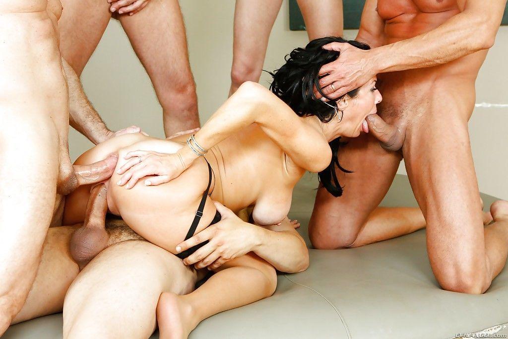 Порно Группа Ганг Банг