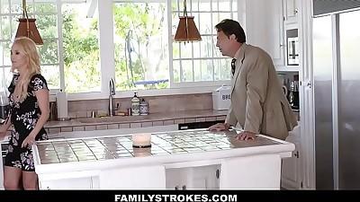 FamilyStrokesHot Mom Bails Son To..