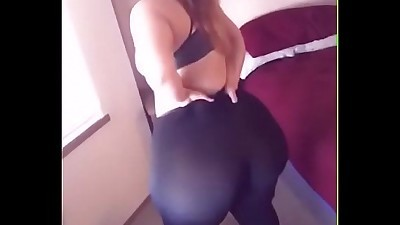 Teen bbw booty Love Randalin