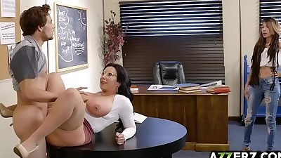 Sizzling hot sex with Sheridan..