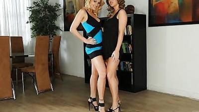 European hotties Kitty Cat &..