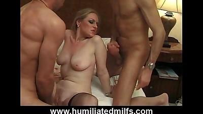Horny Milf Slut Can't Get..