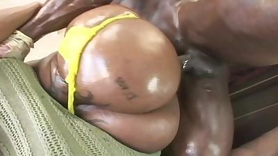 Busty Black Teen CHEROKEE DASS..