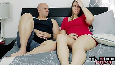 MILF Madisin Lee Fucks Stepson in..