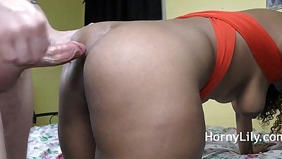 Indian Anal Sex Horny Lily..
