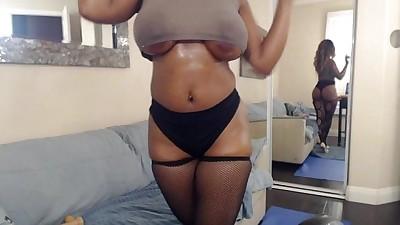 Busty Booty Ebony Nyla Storm..