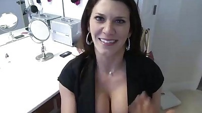 STEP MOM USES ME FOR SEX