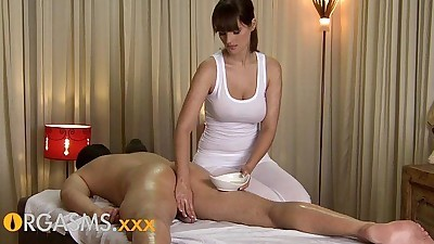 ORGASMS HD Sexy massage from cute..