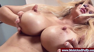 Juicy cherry blondes toy..