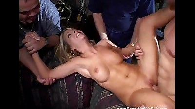 Blonde Housewife Swinger New..