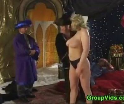 Vintage Group Sex..