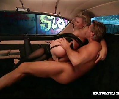 Busty Blond Lucy gets Anal Sex in..