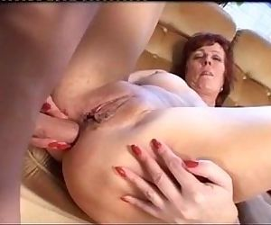 swedish milf retro s anal from..