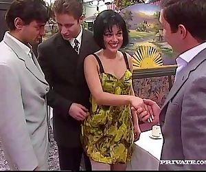 Rita Cardinale, Gangbang and..