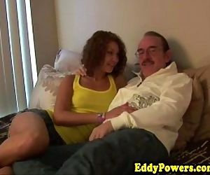 Retro amateur pussypounded before..