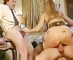 Orgy with Babette