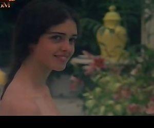 Kathleen Beller Nude Pool and..