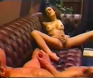 Mutual masturbation and orgasm..
