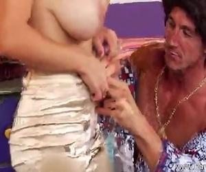 Big Boob Latina..