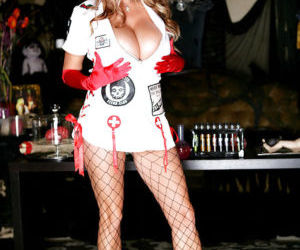 Milf nurse Kelly Madison has a special treatment for her..