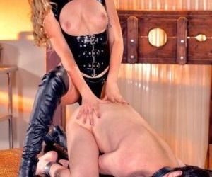 Picture- Lyra Law: Strap-On Femdom