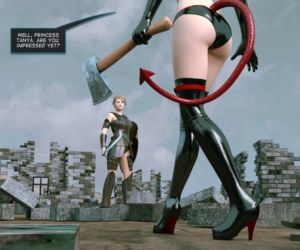 Tanya & The Succubus 1