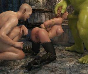 Elven Desire - Prison Perils 2 - part 2