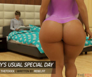 The Foxxx – Roxy's usual special day