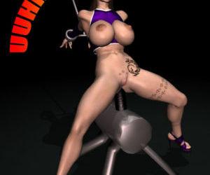 3D Dom. League - Lindsey - part 2