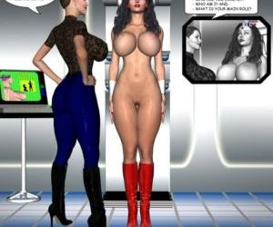 Hypnoman -new Project Slave Girl - part 4