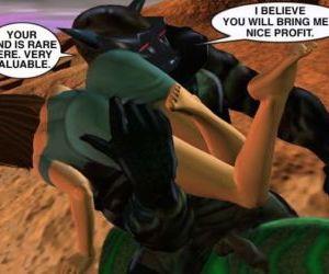 Mindy - Sex Slave On Mars c001-025 - part 9