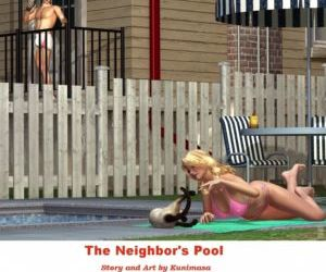 - The Neighbor's Pool